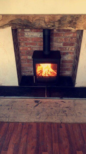 log burner - PHR Plumbing